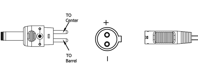 output cord diagram