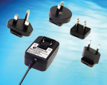 The GTM96180 power adapter product line, available in Wall plug-in and desktop configurations with grounded and ungrounded input options can be configured for a guaranteed output power limit of less than 15W
