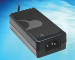 GTM21097-WWVV, Medical Power Supply, Desktop/External, Regulated Switchmode AC-DC Power Supply AC Adaptor, , Input Rating: 100-240V~, 50-60 Hz, IEC 60320/C14 AC Inlet Connector, Class II with functional earth, Output Rating: 50 Watts, Power rating with convection cooling (W) , 3.3-48V in 0.1V increments, Approvals: RoHS; FCC; PSE; VCCI; WEEE; Ukraine; CE; EAC; cRUus; Book 60601; China RoHS; Korea (12V Only); CB 60601-1; SIQ; IP42;