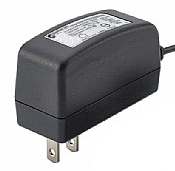GT-86181-WWV.V-W2, ITE Power Supply, Wall Plug-in, Regulated Switchmode AC-DC Power Supply AC Adaptor, , Input Rating: 100-240V ̴ , 50/60Hz, NEMA 1-15P, North America Blades, Class II 2 Conductors, Output Rating: 18 Watts, Power rating with convection cooling (W) , 9-12, 15-18V in 0.1V increments, Approvals: cULus; Level VI; EAC; CE; China RoHS; WEEE; VCCI; Ukraine; RoHS; PSE; Double Insulation;