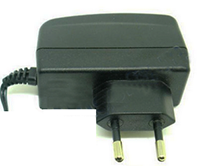 GT-86181-WWV.V-W2E, ITE Power Supply, Wall Plug-in, Regulated Switchmode AC-DC Power Supply AC Adaptor, , Input Rating: 100-240V~, 50/60Hz, European CEE 7/16 configuration: Europlug 2 PIN, Output Rating: 18 Watts, Power rating with convection cooling (W) , 9-12, 15-18V in 0.1V increments, Approvals: cULus; EAC;