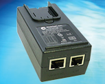 GT-96300-3656-R3A-AP, PoE, Active Power Injector, Wall Plug-in+Desktop Combination, Gigabit Power over Ethernet  (IEEE802.3af PoE PSE), , Input Rating: 100-240V~, 50-60 Hz, IEC 60320/C6 AC Inlet Connector, Class I, Earth Ground  ( aka \